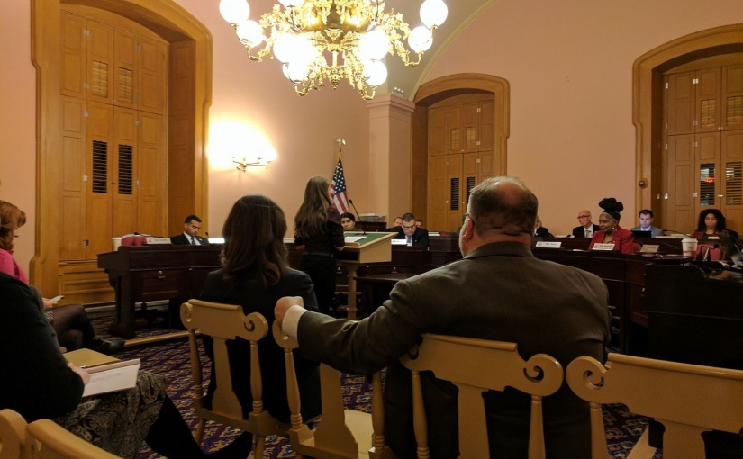 Testimony against House Bill 36, The Pastor ProtectionAct