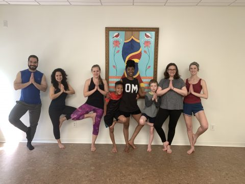 The Columbus Yoga Community Is Facing Facts And Creating Connections, One Inclusive Yoga Class At ATime