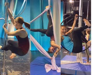 Infinity Aerial Is The Most Empowering Workout AroundTown
